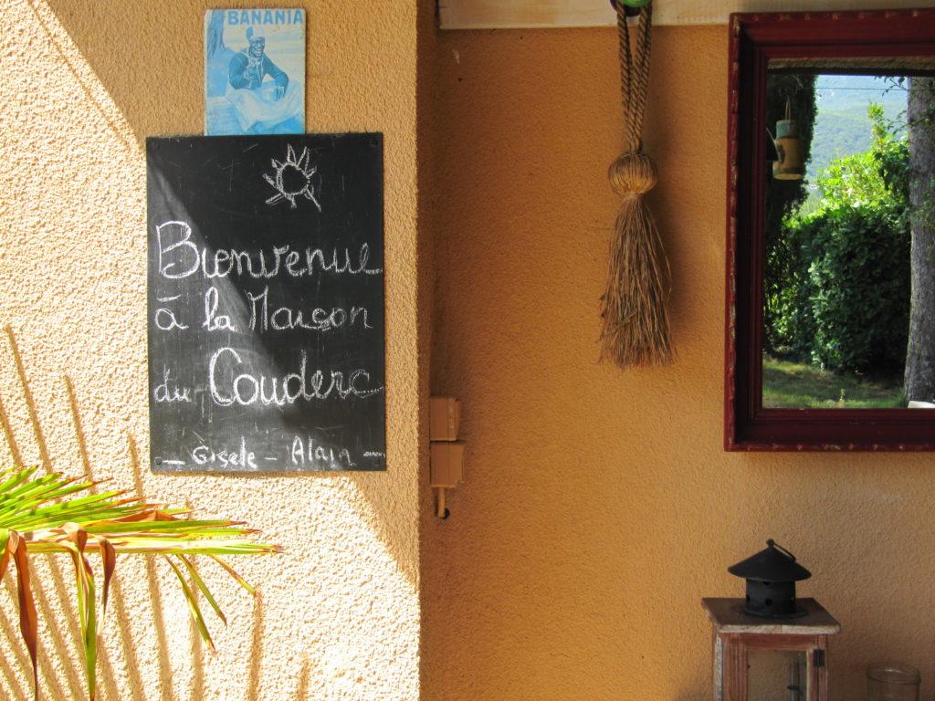 La Maison Couderc gîte et chambre d'hôte à Lagorce